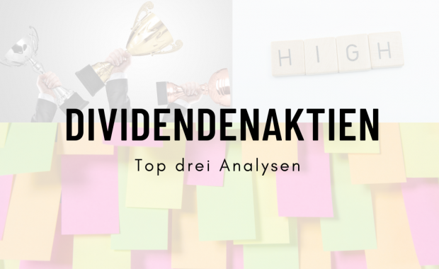 top 3 dividenden aktien analysen